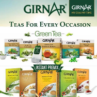 GIRNAR Teas